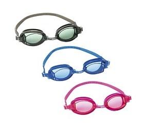 آشنایی با لنزهای عینک شنا